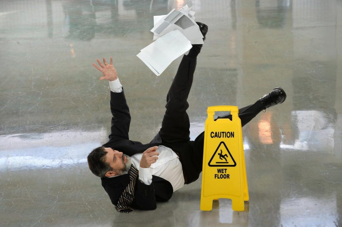 Things You Must Do for Making a Slip and Fall Accident Claim Successfully
