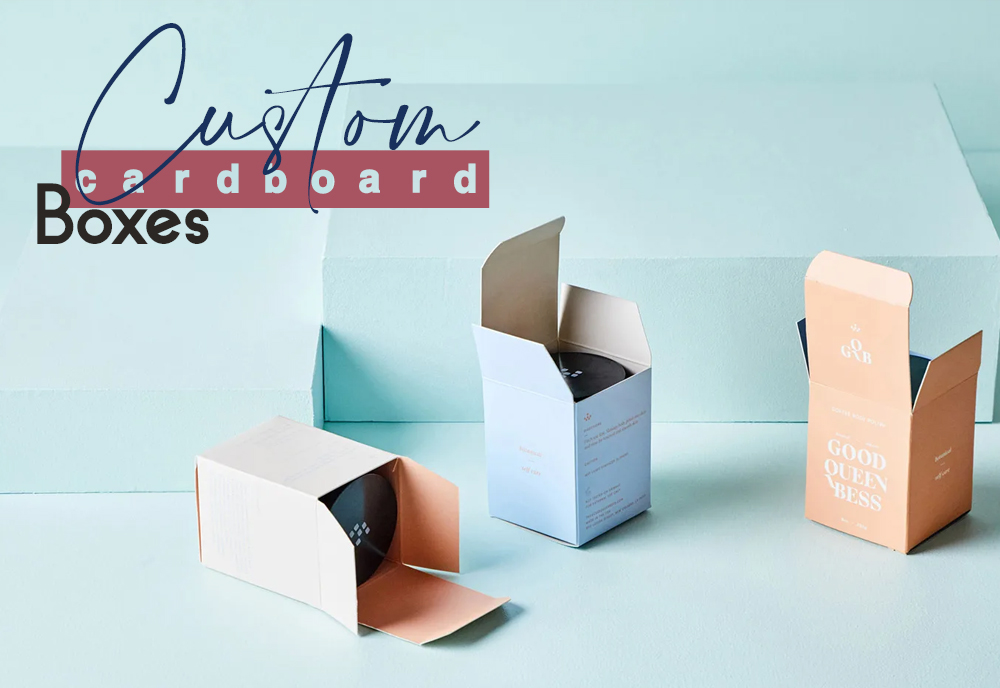 Give Your Present a Unique Luxury Look by Using Custom Printed Box