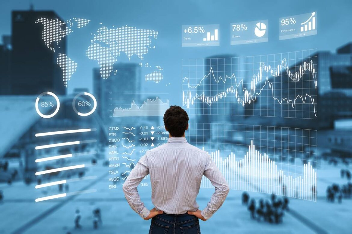 Business Dashboard: 5 Good Reasons to Adopt It